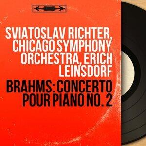 Sviatoslav Richter, Chicago Symphony Orchestra, Erich Leinsdorf 歌手頭像
