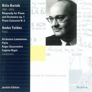 Andor Foldes, Roger Desormière, Eugène Bigot 歌手頭像