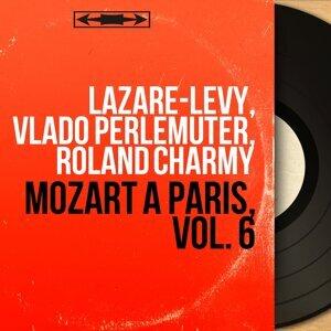 Lazare-Lévy, Vlado Perlemuter, Roland Charmy 歌手頭像