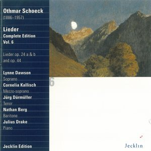 Lynne Dawson, Jürg Dürmüller, Nathan Berg, Cornelia Kallisch, Julius Drake 歌手頭像