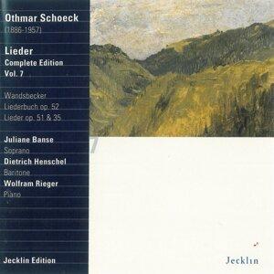 Dietrich Henschel, Juliane Banse, Wolfram Rieger 歌手頭像