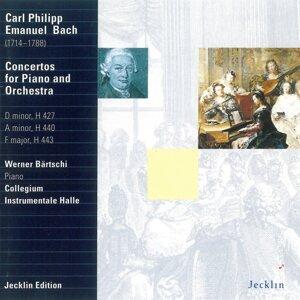 Werner Bärtschi, Arkadi Marasch, Collegium Instrumentale Halle 歌手頭像