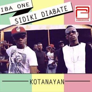 Iba One, Sidiki Diabaté 歌手頭像