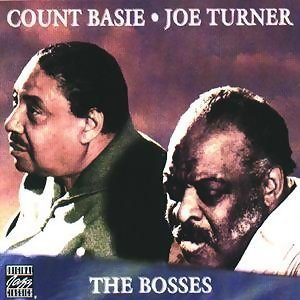 Count Basie & Joe Turner アーティスト写真