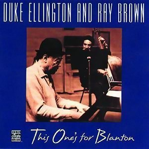Duke Ellington & Ray Brown