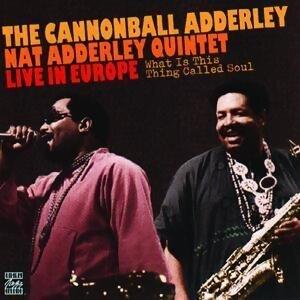 Cannonball Adderley & Nat Adderley アーティスト写真