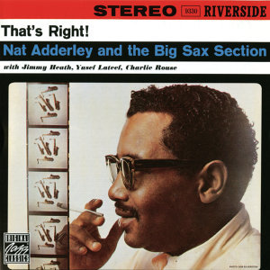 Nat Adderley & The Big Sax Section 歌手頭像