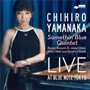 Chihiro Yamanaka Somethin' Blue Quintet 歌手頭像