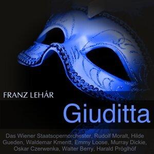 Das Wiener Staatsopernorchester, Rudolf Moralt, Hilde Gueden, Waldemar Kmentt 歌手頭像