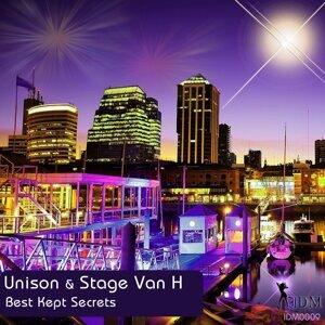 Unison, Stage Van H 歌手頭像