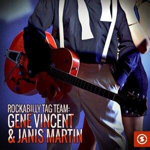 Gene Vincent, Janis Martin 歌手頭像