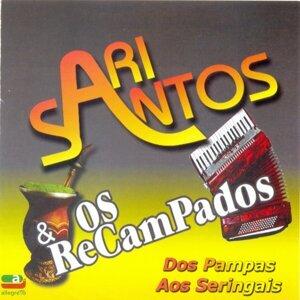 Ari Santos, Os Recampados 歌手頭像