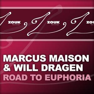 Marcus Maison & Will Dragen アーティスト写真