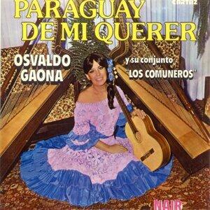 Osvaldo Gaona, Los Comuneros 歌手頭像