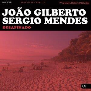 João Gilberto, Sergio Mendes 歌手頭像