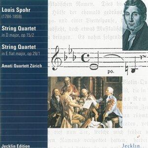 Amati Quartett Zürich 歌手頭像