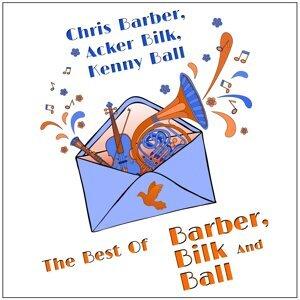 Chris Barber, Acker Bilk, Kenny Ball 歌手頭像