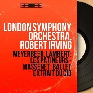London Symphony Orchestra, Robert Irving 歌手頭像