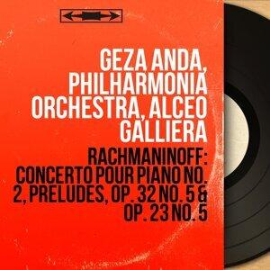 Géza Anda, Philharmonia Orchestra, Alceo Galliera 歌手頭像
