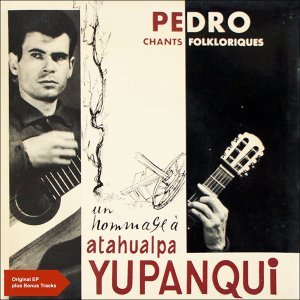 Pedro Ibanez, Paco Ibanez, Atahualpa Yupanqui 歌手頭像