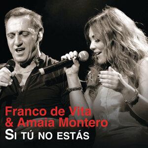 Franco De Vita Feat. Amaia Montero 歌手頭像