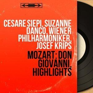 Cesare Siepi, Suzanne Danco, Wiener Philharmoniker, Josef Krips 歌手頭像