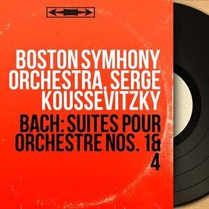 Boston Symhony Orchestra, Serge Koussevitzky 歌手頭像