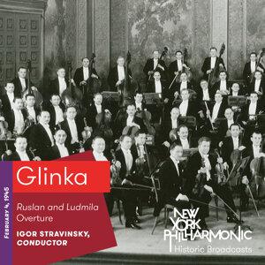 New York Philharmonic, Igor Stravinsky 歌手頭像