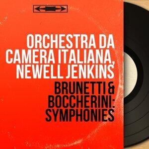 Orchestra da camera italiana, Newell Jenkins 歌手頭像