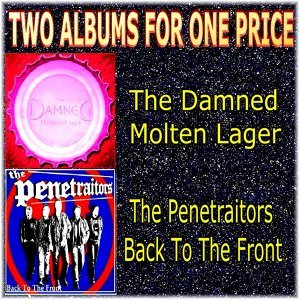 The Damned, The Penetraitors 歌手頭像