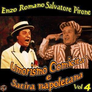 Salvatore Pirone, Enzo Romano 歌手頭像