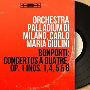 Orchestra Palladium di Milano, Carlo Maria Giulini 歌手頭像