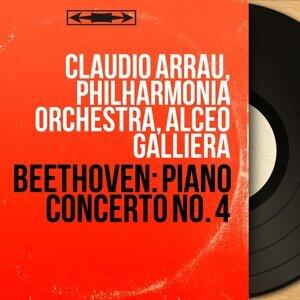 Claudio Arrau, Philharmonia Orchestra, Alceo Galliera 歌手頭像