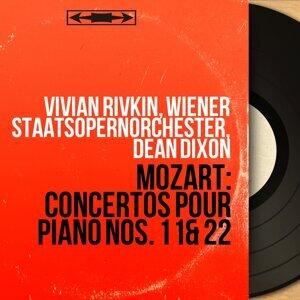 Vivian Rivkin, Wiener Staatsopernorchester, Dean Dixon 歌手頭像