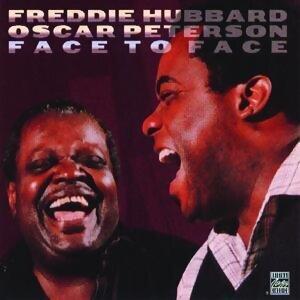 Freddie Hubbard & Oscar Peterson アーティスト写真