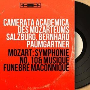 Camerata Academica des Mozarteums Salzburg, Bernhard Paumgartner 歌手頭像