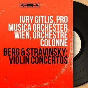 Ivry Gitlis, Pro Musica Orchester Wien, Orchestre Colonne 歌手頭像