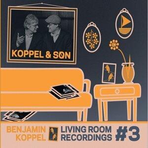 Benjamin Koppel, Anders Koppel 歌手頭像