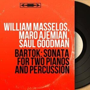 William Masselos, Maro Ajemian, Saul Goodman 歌手頭像
