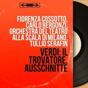 Fiorenza Cossotto, Carlo Bergonzi, Orchestra del Teatro alla Scala di Milano, Tullio Serafin 歌手頭像
