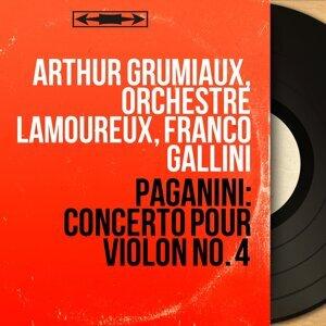 Arthur Grumiaux, Orchestre Lamoureux, Franco Gallini 歌手頭像