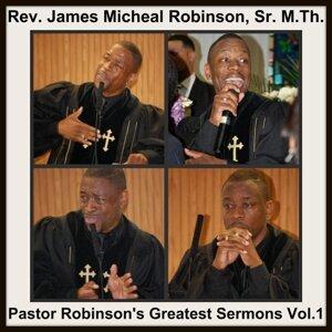 Rev. James Michael Robinson, Sr. M.Th. 歌手頭像