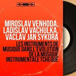 Miroslav Venhoda, Ladislav Vachulka, Václav Jan Sýkora 歌手頭像
