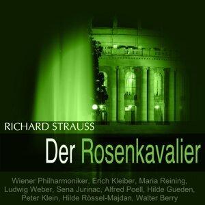 Wiener Philharmoniker, Erich Kleiber, Sena Jurinac, Hilde Gueden 歌手頭像