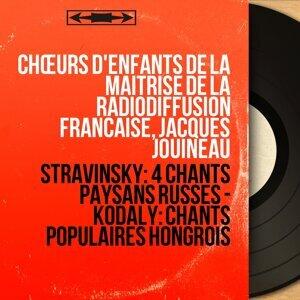 Chœurs d'enfants de la Maîtrise de la Radiodiffusion française, Jacques Jouineau 歌手頭像