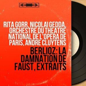 Rita Gorr, Nicolai Gedda, Orchestre du Théâtre national de l'Opéra de Paris, André Cluytens 歌手頭像
