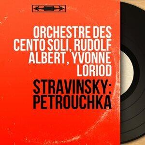 Orchestre des Cento Soli, Rudolf Albert, Yvonne Loriod 歌手頭像
