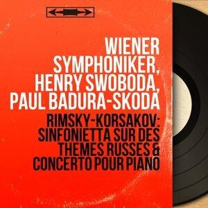 Wiener Symphoniker, Henry Swoboda, Paul Badura-Skoda 歌手頭像