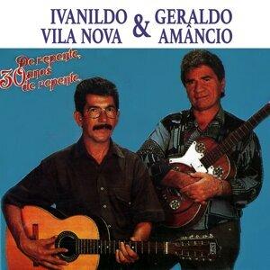 Ivanildo Vila Nova, Geraldo Amâncio 歌手頭像
