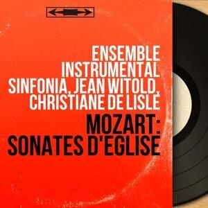 Ensemble instrumental Sinfonia, Jean Witold, Christiane de Lisle 歌手頭像